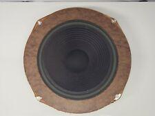 1-Vtg Advent Loudspeaker Original Woofer -Tested-Working-Masonite-A