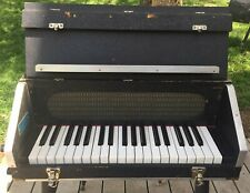 Vintage 1950s Jenco Celeste 3-Octave Idiophone Keyboard Celesta