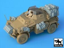 Sd.Kfz. 222 & 223 accessories set, T35003, BLACK DOG, 1:35