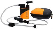 AQUASAFE as1000 Outdoor-Filtro acqua mobile filtro acqua potabile 0,01 Micron Nuovo