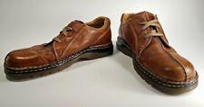 Dr Martens Shoes Men 11 Leather Lace Up Oxfords 11232 Brown