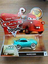 disney pixar cars diecast Nurse Kori #2 Rare 2009 Exclusive
