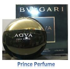 BULGARI AQUA POUR HOMME EDT VAPO NATURAL SPRAY - 50 ml