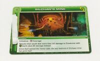 Chaotic Card Fire And Stone Promo Rare Location Silchaw's Mine Tcg