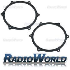 """Seat Ibiza 2012 > Speaker Adaptor Rings Front Door 6.5"""" 165mm CT25ST03"""