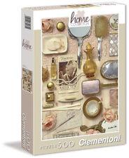 """Clementoni """"Ladies """" Puzzle (500 Piece) Antique Cosmetics"""