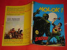 ZAGOR ZENITH- ORIGINALE- N°128 a -LIRE 200- (ZAGOR gigante N°77)-DEL 1971- raro
