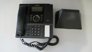Samsung OfficeServ SMT-i5210 Backlit IP Office Business Phone w/ Stand & Handset