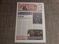 Programm FC St.Pauli - 1. FC Union Berlin 09/10