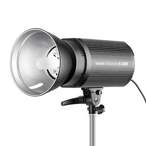 Neewer Professional 400W Studio Flash Strobe Light Monolight with Modeling Lamp
