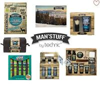 Technic Men Stuff Gifts Toiletry Sets Christmas Advent Calendar