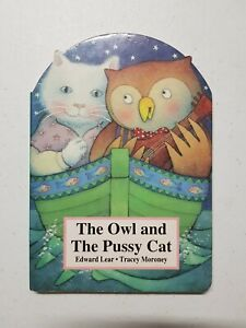 Book - The Owl And The Pussy Cat By Tracey Moroney 1996 Five Mile Press