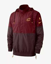Nike Cleveland Cavaliers NBA Courtside Windbreaker Jacket XXL AH4325
