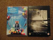 Take That DVDs - The Circus Live at Wembley & Look Back, Don't Stare