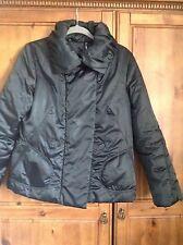 Black Puff Jacket Sunie Li