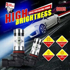 1950W 292500LM CREE LED 9005 HB3 9145 H10 Fog Lights Driving Bulbs White 6000K