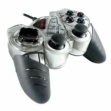 CLiPtec FORCE-X USB Dual Vibration Wired Game Controller Pad Gamepad PC Laptop