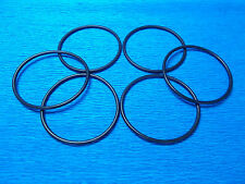 6 anillos de materiales para nab-adaptador Revox, etc