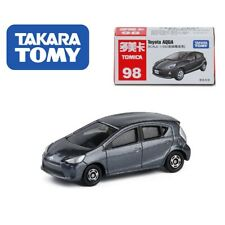 Tomy 1:59 Toyota AQUA Gray Diecast Model Car
