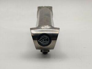 "Cinelli Grammo 130mm Titanium 1"" Stem ~146g"
