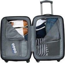 Samsonite Omni Expandable Hardside 20 inch Luggage with Spinner Wheels - Black