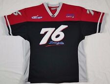 Ultimate UHP Motor Expo 76 Men's L Racing Team Jersey Embriodered Logos UHP SS