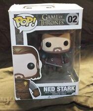 Funko Pop Ned Stark # 02 Game of Thrones Vinyl Figure Edition One in Box