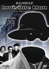 H.G. Wells' Invisible Man: The Original Series (Season 1) Brand New Sealed!