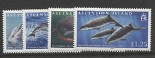 ASCENSION - 2009 WHALES AND DOLPHINS SET MNH SG.1029-1032. (REF.D400)