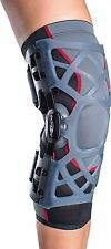DonJoy OA Reaction WEB Knee Brace, Medial Right/Lateral Left, X-Small