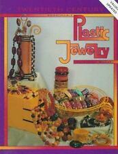 Twentieth Century Fashionable Plastic Jewelry Book Lillian Baker