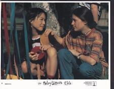 Tricia Joe The Baby-Sitters Club 1995 original movie photo 29899