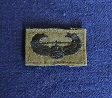 U.S. Army Airmobile Badge Fatigues Uniform Patch