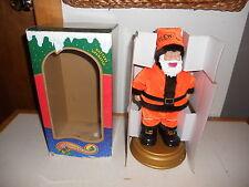 Cleveland Browns Christmas Moving Figure Santa UNOPEN