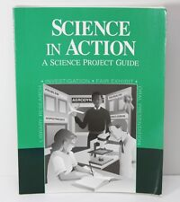 A Beka SCIENCE IN ACTION A Science Project Guide 5th Edition Grade 7-11 Clean