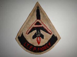 Vietnam Guerre USAF 14th Tactique Reconnaissance Carré Clair E. P. Morey À Cousu