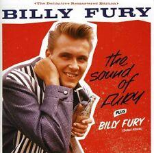 Sound Of Fury/Billy Fury - Billy Fury (2012, CD NEUF)