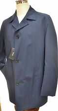 HUGO BOSS  Trench 'Dais6'  Idrorepellente Colore BLU TG. 54