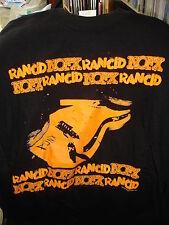 RANCID/ NOFX T.Shirt Double face
