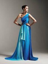 Rafael Cennamo Haute Couture Silk Shiffon Gown Sz 10 New Rtl $8,875