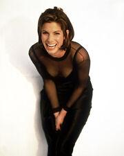 Sandra Bullock UNSIGNED photo - E196 - SEXY!!!!
