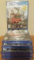 The Banner Saga Trilogy [ Bonus Edition ] PS4, Playstation 4 - BRAND NEW SEALED