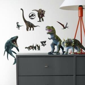 Jurassic World: Fallen Kingdom 19 Roommates Wall Sticker Decals
