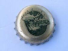 Vintage BEER Bottle Cap Crown ~*~ MOOSEHEAD Brewing Co ~*~ Saint John, Canada