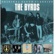 BYRDS, The - Original Album Classics NEUF 5 X CD