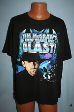 Tim Mcraw 1998-99 New Year's Eve Nashville Concert T-Shirt Xl Country Music