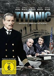 Titanic - Nachspiel einer Katastrophe ( Vergessene Deutsche Film-Klassiker ) NEU