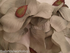 Wedding Party Prom Silk Rose Petals Confetti Bio Degradable  - All Colours