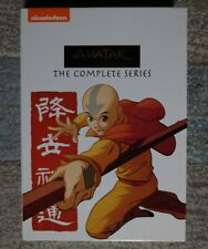 Avatar - The Last Airbender: The Complete Series (DVD, 2015, 16-Disc Set)