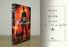 John Drake - Flint and Silver - Signed - 1st/1st